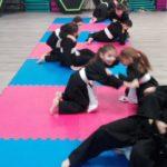 Bambini Kung Fu Divertimento