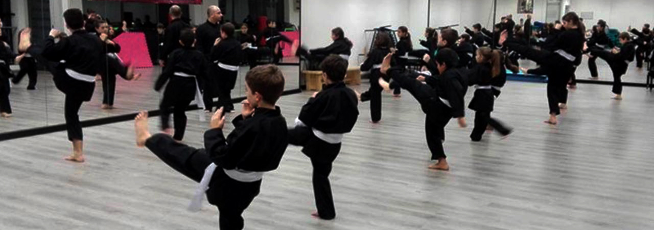 Corsi di Kung Fu per Bambini a Milano Nord