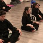 Kung FU young meditazione Milano