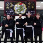 Allievi Kung Fu Milano