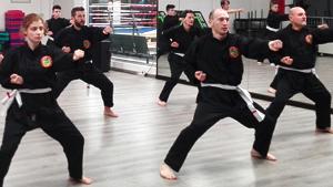 Corso Kung Fu Adulti