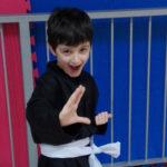 Bambino Kung Fu