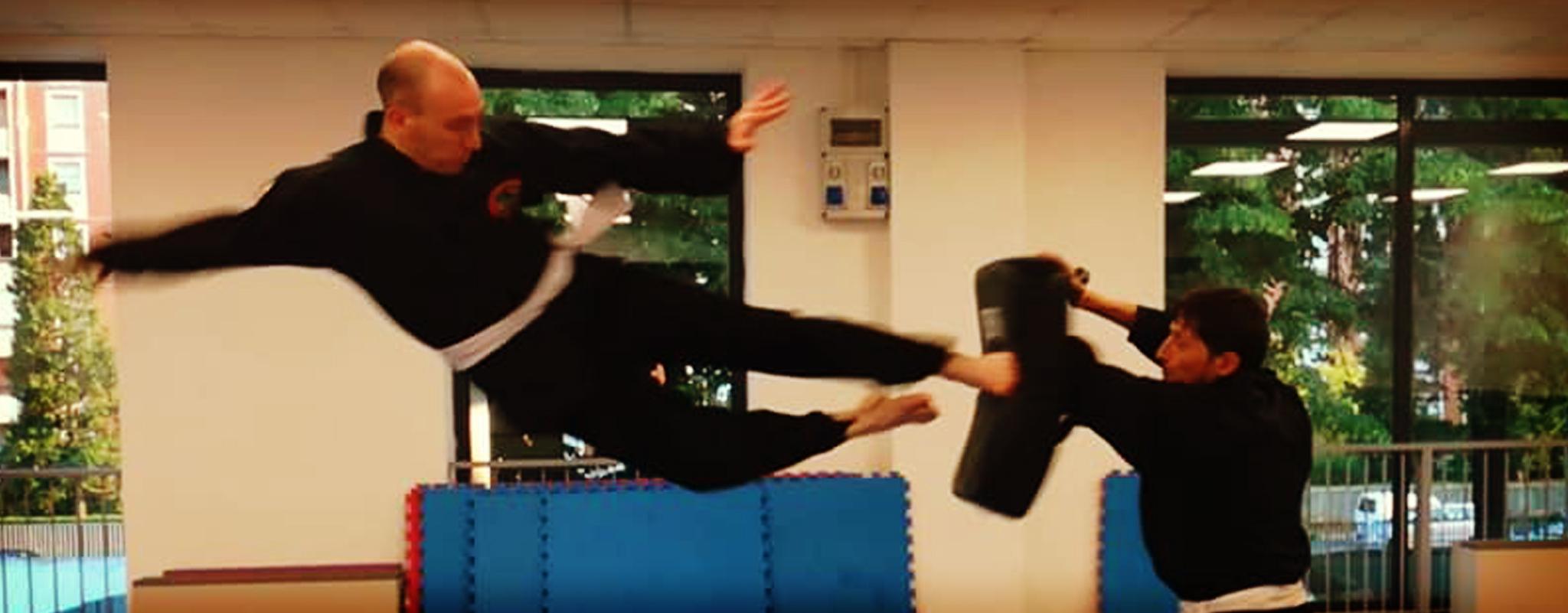 Scuola Kung fu Milano 1