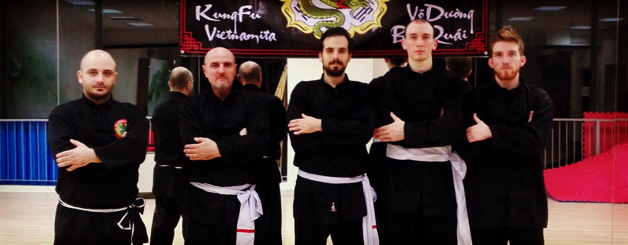 Scuola Kung fu Milano 5