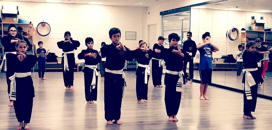 Corso Junior Scuola Bat Quai