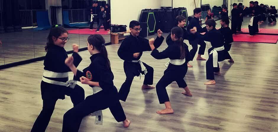 Corso Kung Fu Ragazzi
