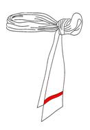 cintura bianca primo cap