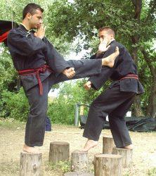 Pali Equilibrio Kung Fu